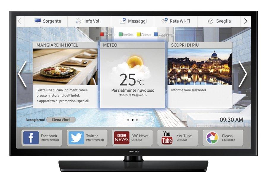 SAMSUNG HOTEL TV 40 HE470