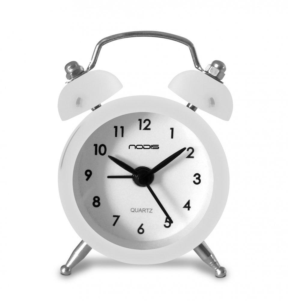 Nodis Orologio Sveglia NT-CL05 WHITE