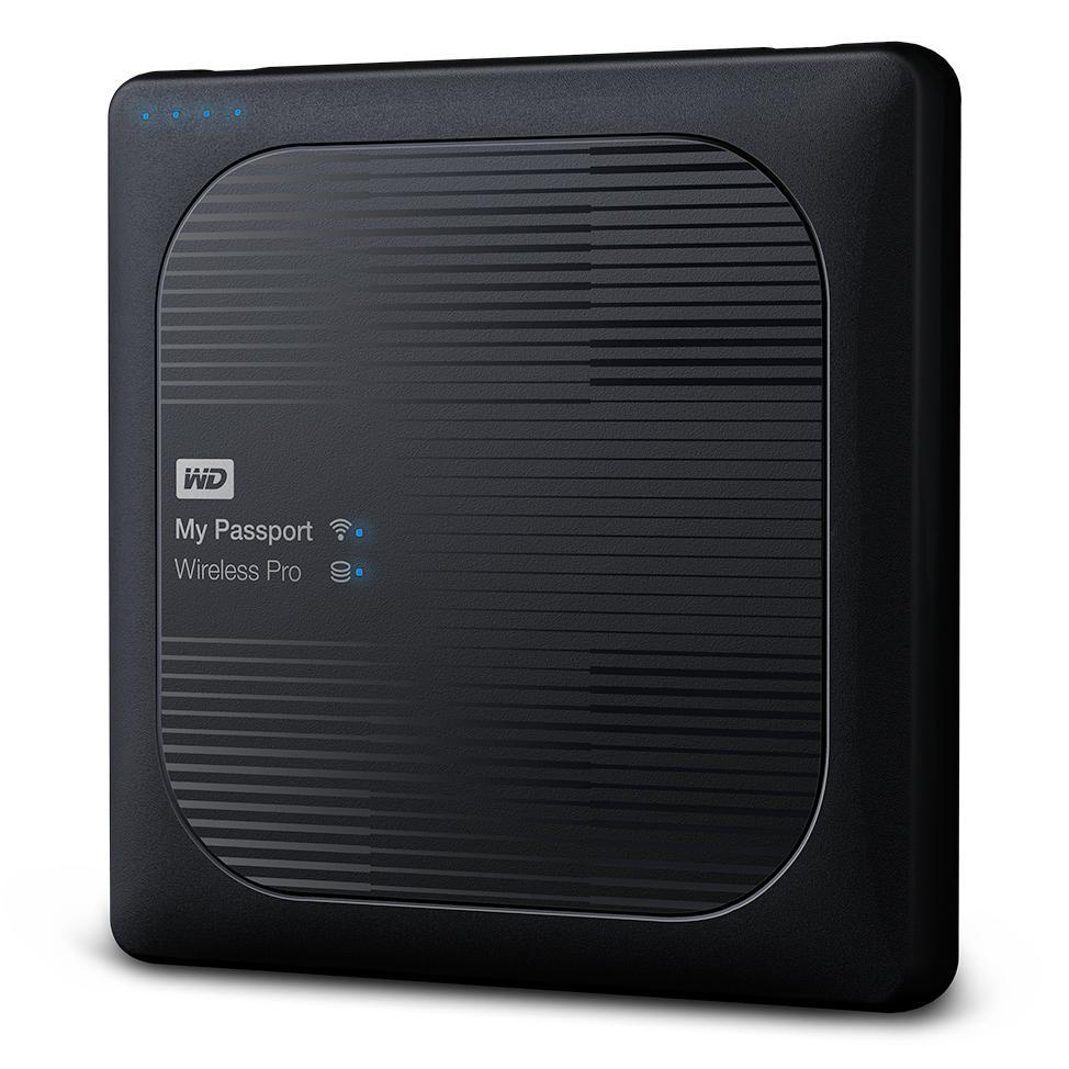 WD HDD EXT MY PASSPORT WIFI 1TB Usb 3.0