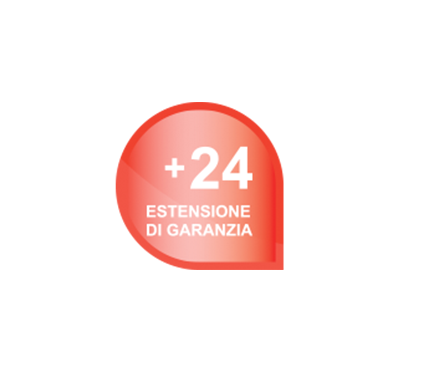 E-TAB Est. garanzia on center 24 mesi
