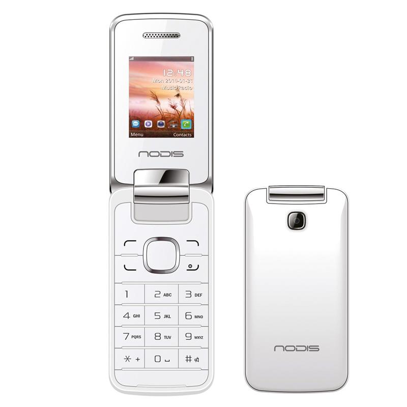 Nodis Telefono Cellulare NC-20 WHITE