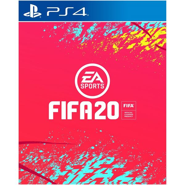 EA FIFA 20 PS4 DAY ONE 27 SETTEMBRE