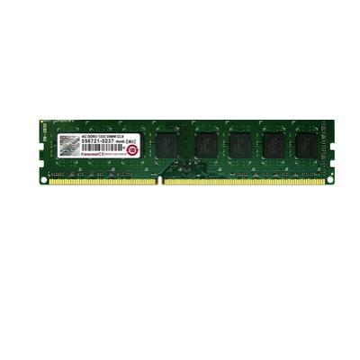 TRANSCEND DRAM-DDR3 1333MHz 4GB DIMM