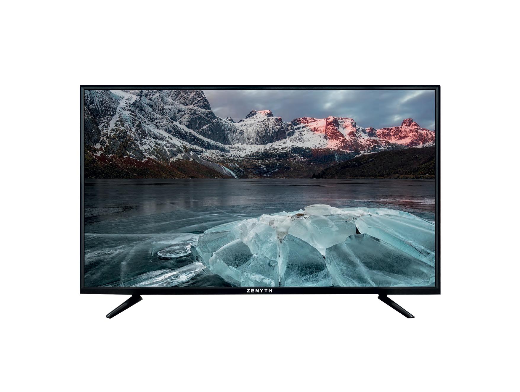 ZENYTH TV LED 43 UHD SMART TV 4K