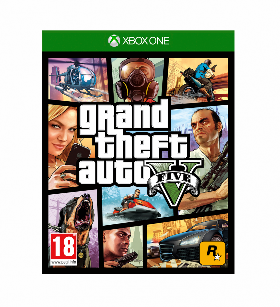 ROCKSTAR GAME GTA V XBOX ONE EU