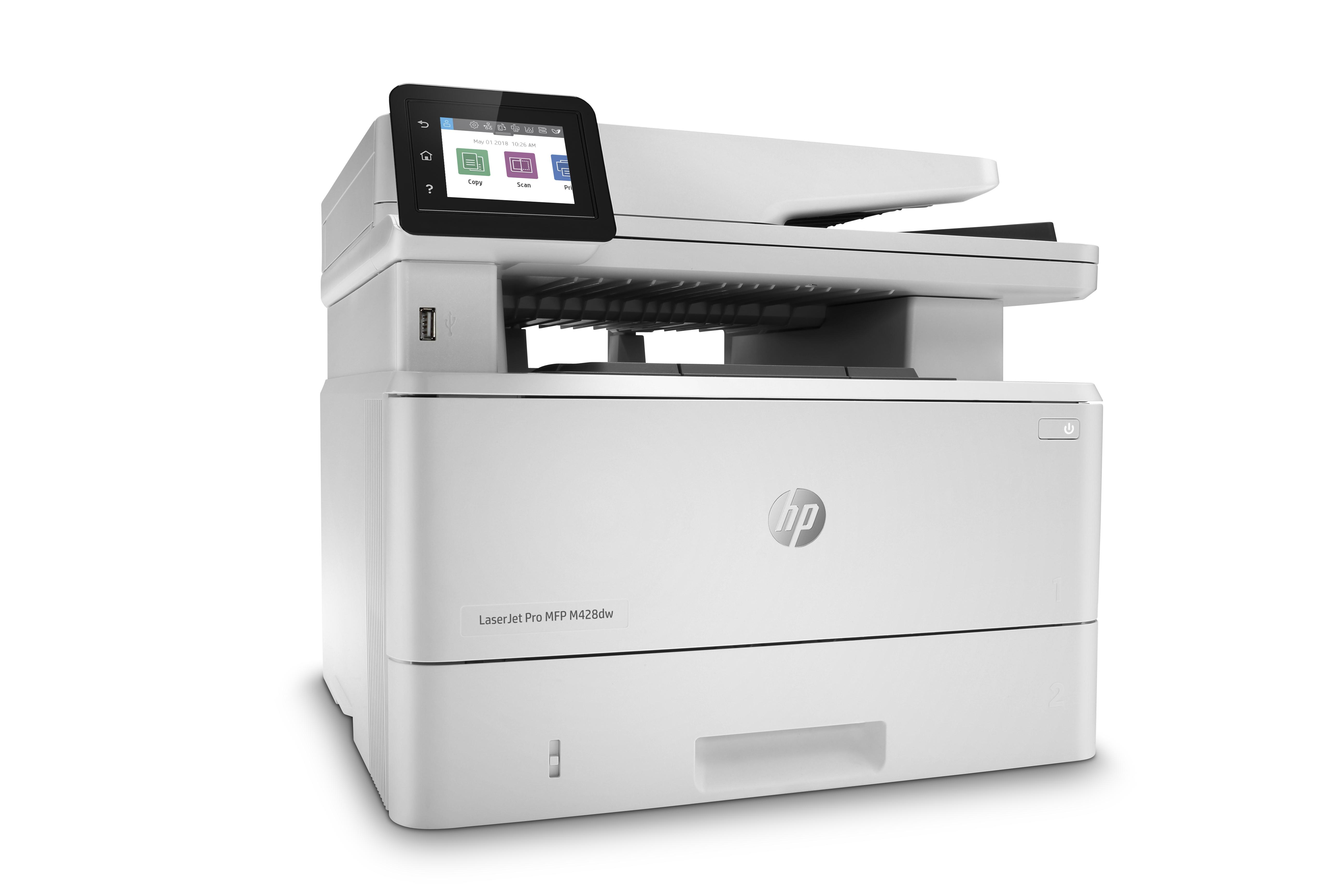 HP Multifunzione LaserJet Pro M428dw