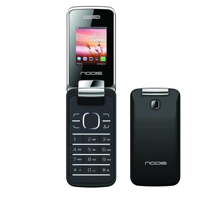 Nodis Telefono Cellulare NC-20 BLACK