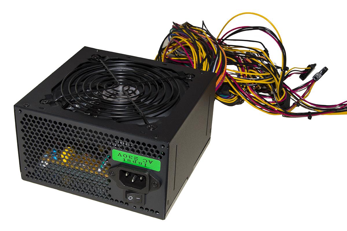 LINK ALIMENTATORE 550 WATT PER PC ATX **
