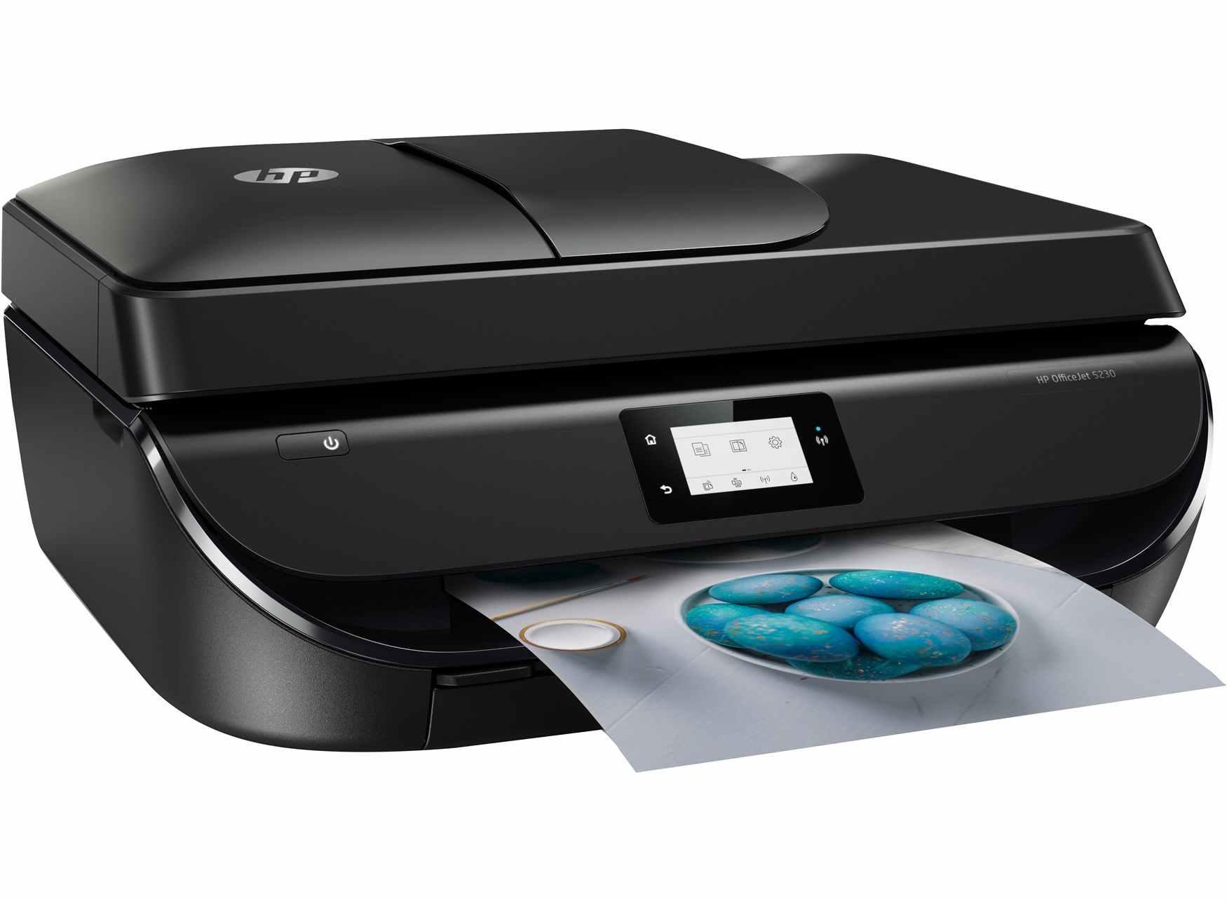 HP Multifunzione Officejet 5230