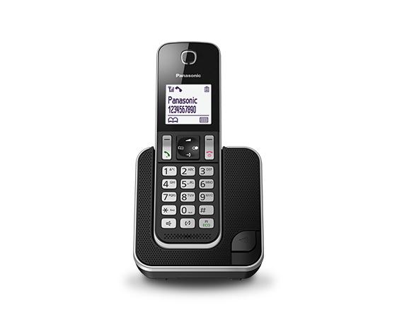 Panasonic Cordless KX-TGD310JTB NERO