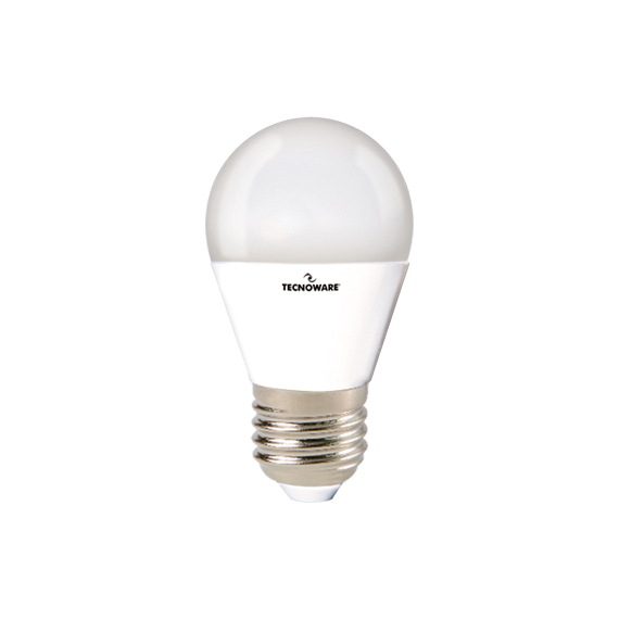 Tecnoware Lampada Led 7W E27 WARM WHITE