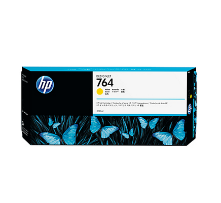 Hp C1q15a Hp 764 Ink Jet Giallo