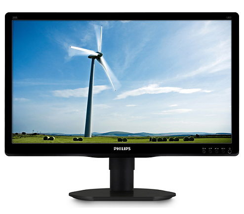 PHILIPS MONITOR LED 19.5 (Pivot)