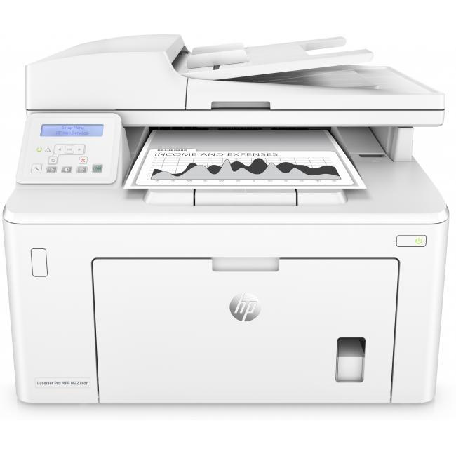 HP Multifunzione LaserJet Pro M227sdn ^