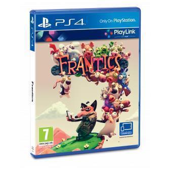 SONY PS4 FRANTICS
