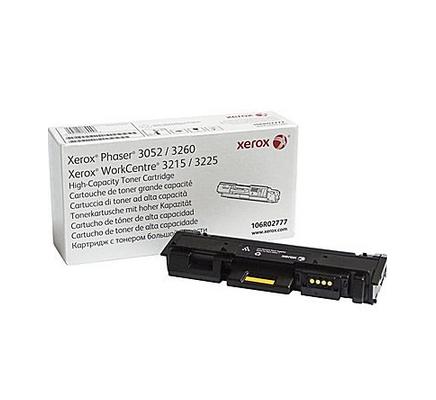 Xerox 106r02777 Toner Nero Hc