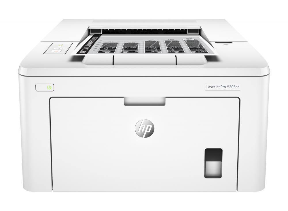 HP Stampante LaserJet Pro M203dn ^