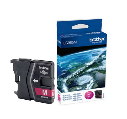 BROTHER LC-985M INK JET MAGENTA