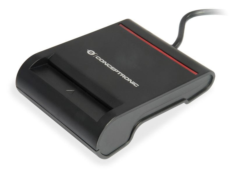 CONCEPTRONIC ID CARD READER