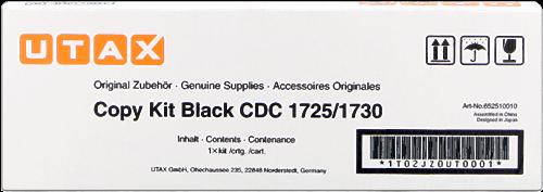UTAX CDC-1725 TONER NERO