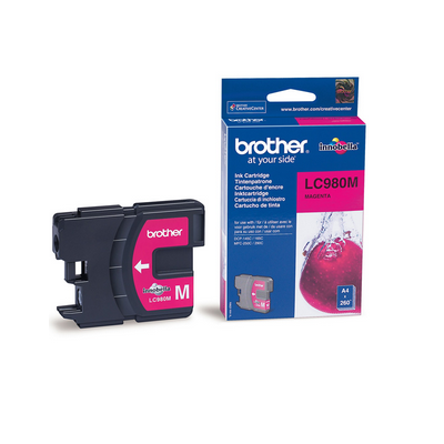 BROTHER LC-980M INK JET MAGENTA