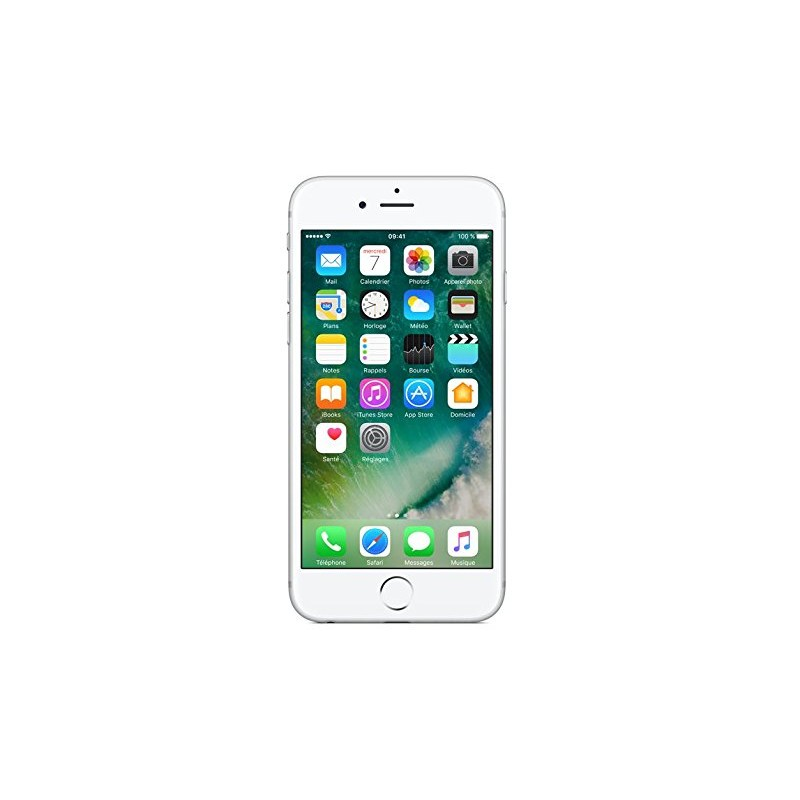 APPLE iPhone 6S 64GB Silver- Rigenerato