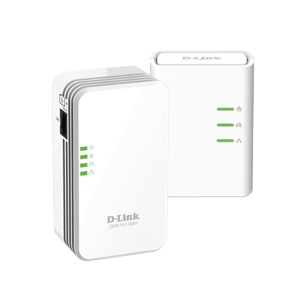 D-LINK DHP-W311AV KIT CON 2 POWERLINE