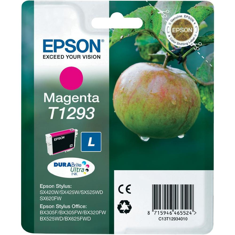 EPSON SOBX305FF T12934012 INK MAGENTA