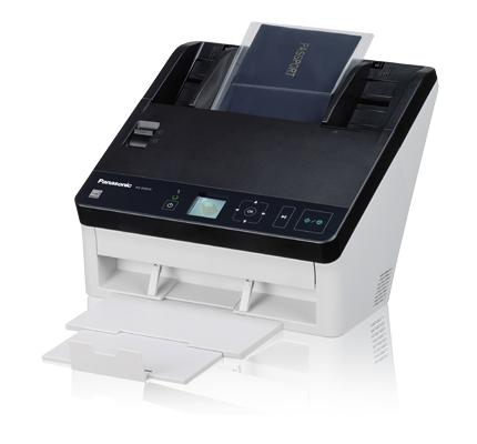 Panasonic Scanner KV-S1027C