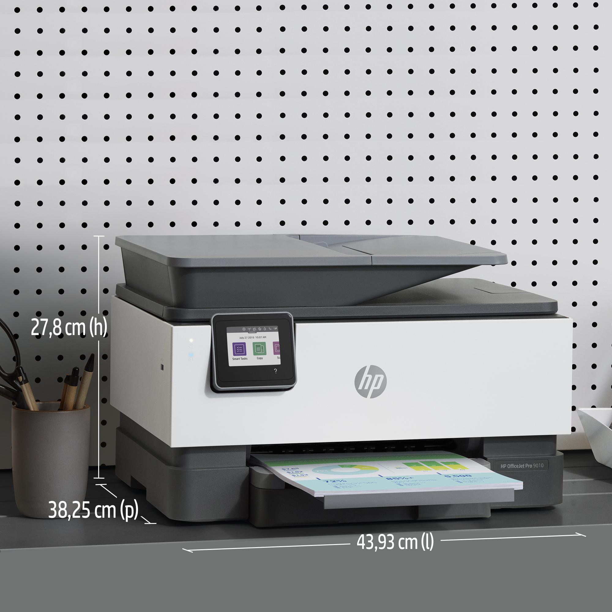 Hp Multifunzione Officejet Pro 9010 Aio^