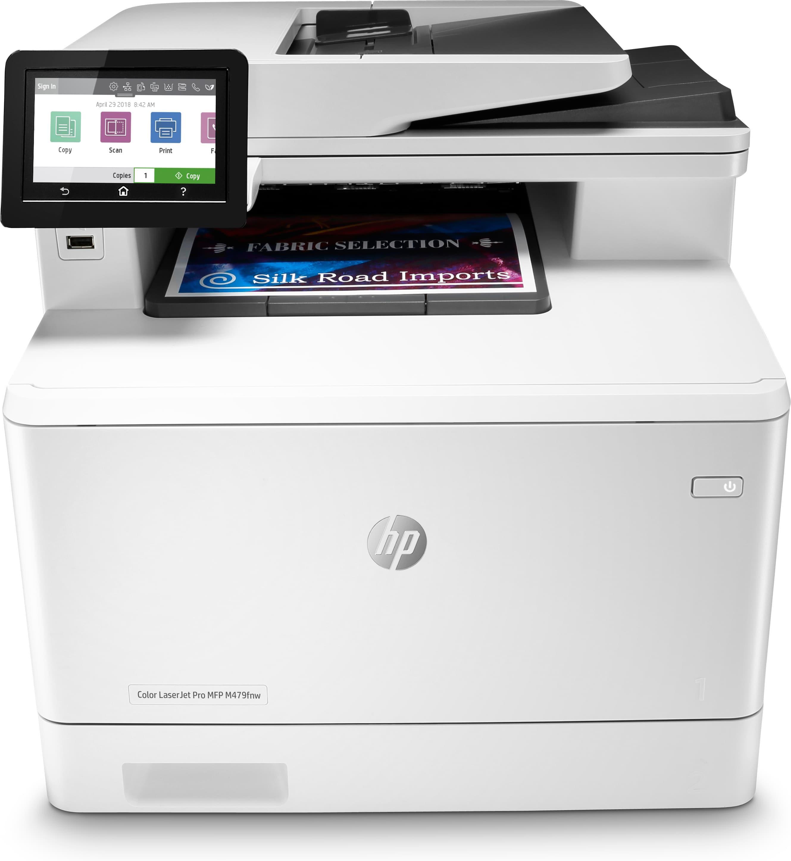 HP Multifunz. Color LaserJet Pro M479fnw