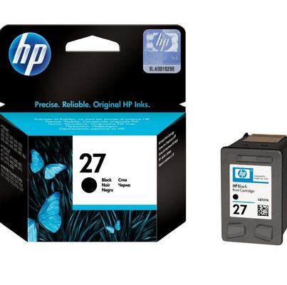 HP C8727AE N27 INK JET NERO