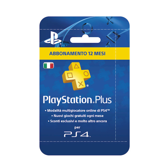SONY PLAYSTATION PLUS CARD HANG 365 DAYS