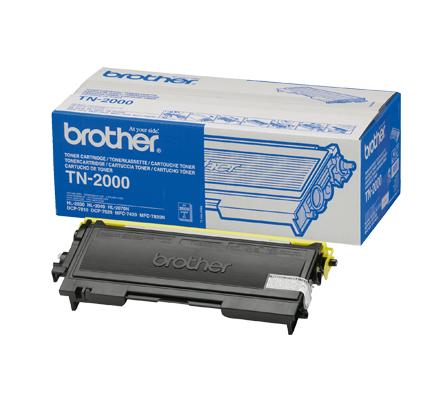 Brother Tn-2000 Toner Nero