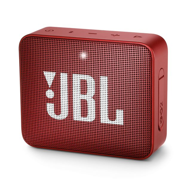 JBL AUDIO SPEAKERS - GO2 RED