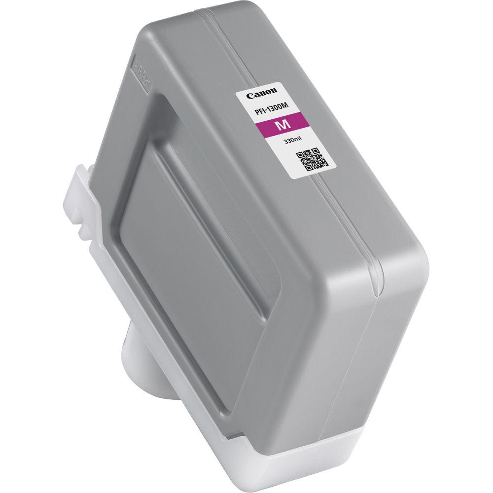 CANON PFI-1300 INK JET MAGENTA (C) .