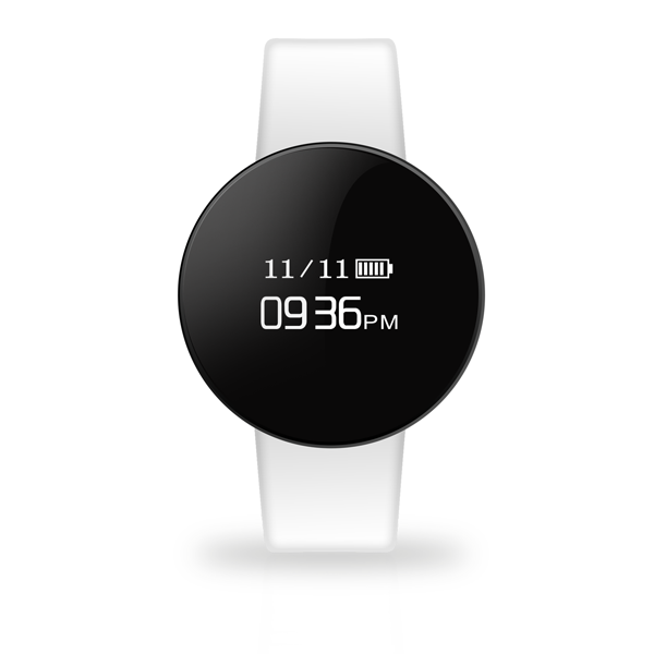 TECHMADE smartwatch WHITE