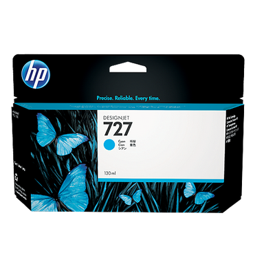 Hp B3p19a N727 Ink Jet Ciano Hc