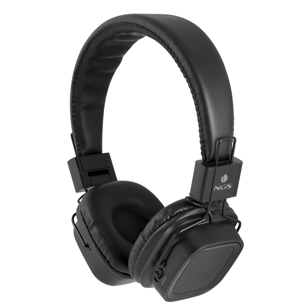 NGS Cuffie Stereo senza fili Bluetooth