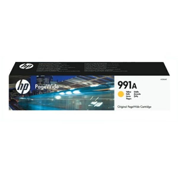 HP M0J82AE 991A INK JET GIALLO