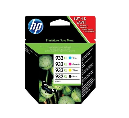 HP 932XL+933XL MULTIPACK CMYK BLISTER