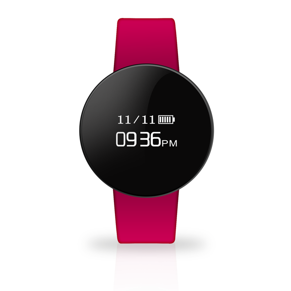 TECHMADE smartwatch PURPLE