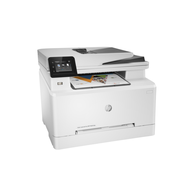 HP Multifun. Color LaserJet Pro M281fdw^