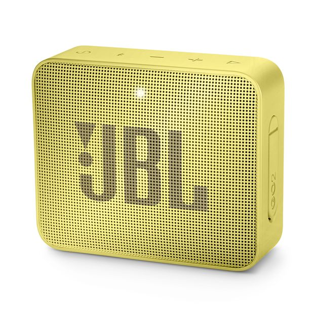 JBL AUDIO SPEAKERS - GO2 GIALLO
