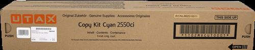UTAX 2550ci TONER CIANO