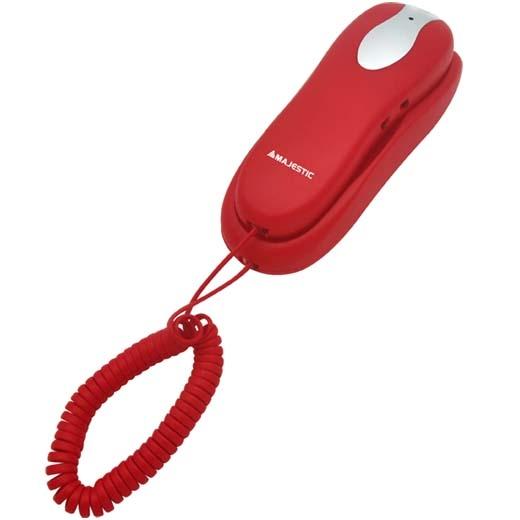 MAJESTIC TELEFONO FISSO MAX-250 RD