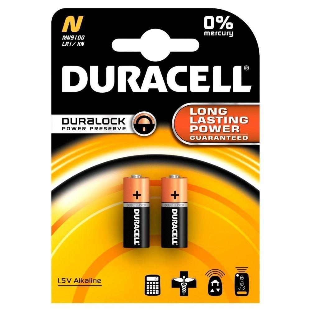 DURACELL MicroStilo 1,5v.LR1-Alcaline 2p