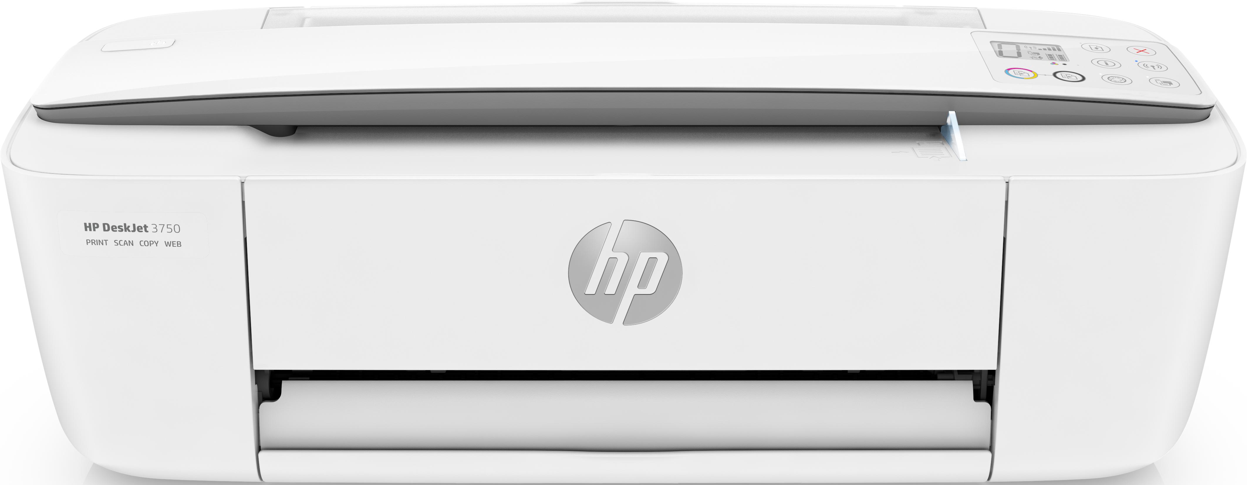 HP Multifunzione DeskJet 3750 Grigia