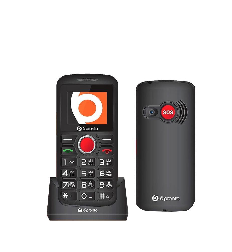 6PRONTO UNO Telefono Senior