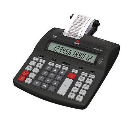 Olivetti Calcolatrice Summa 303EU